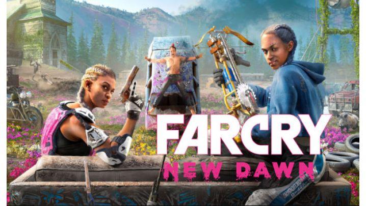 Far Cry New Dawn Standardowy klucz uplay EUROPE