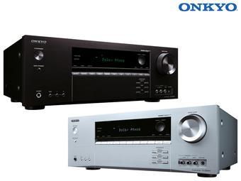 Amplituner Onkyo TX-SR444 7.1 - Dolby Atmos Cinema, Bluetooth (iBood)