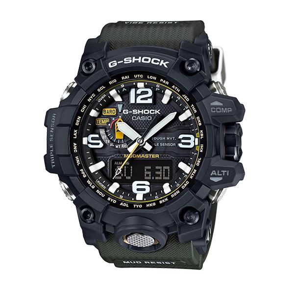 Casio G-Shock GWG-1000-1A3 mudmaster