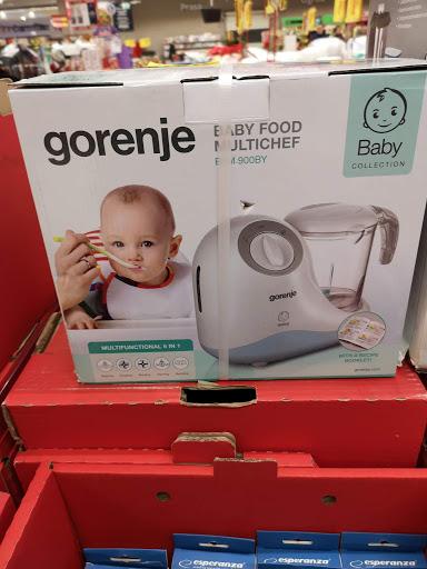 Robot kuchenny Gorenje BFM900BY baby multichef Łódź - lokalnie?