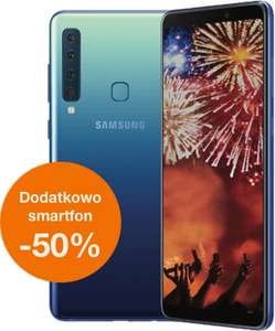 Samsung A9 2018 w Orange Love