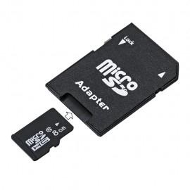 Karta Micro SD TF z adapterem 8GB, płatna jedynie przesyłka! @Zapals