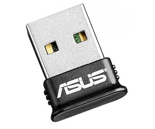 Odbiornik Bluetooth 4.0 Asus BT400 Plug'n'play, zasieg 10m, pod pada, słuchawki, telefon