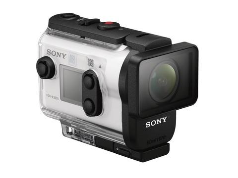 Kamera ActionCam Sony FDR-X3000R z kodem na klubowiczów Sony na scentre.pl