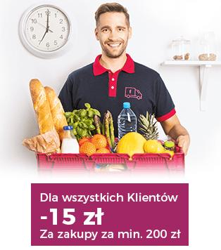-15zł za zakupy dla wszystkich klientów na FRISCO.pl