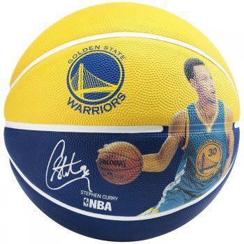 Piłki do koszykówki Spalding NBA Player Curry  i LeBron