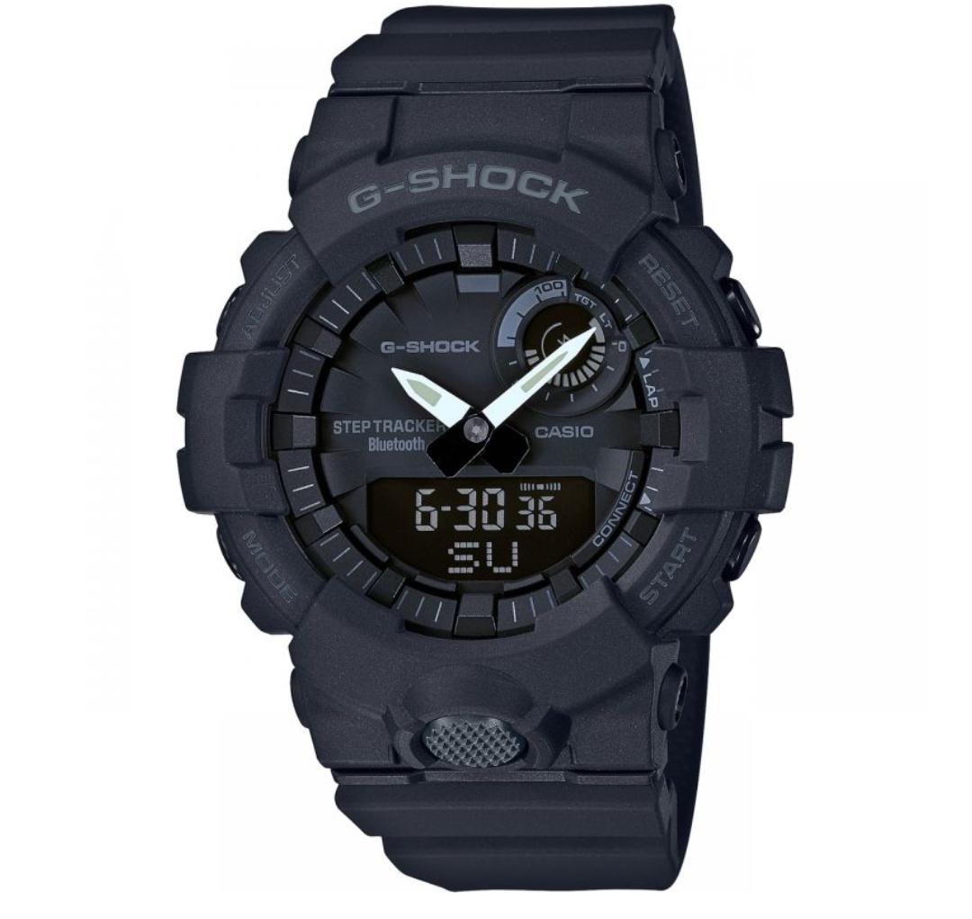 Zegarek Casio G-Shock Bluetooth Step Tracker Watch GBA-800-1AER