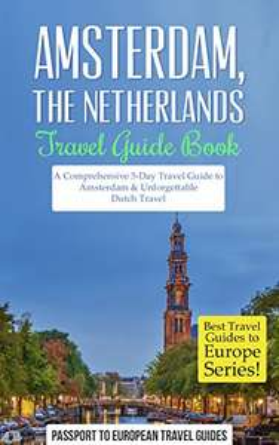 Darmowe - 6 eBooki przewodnika turystycznego (Francja, Barcelona, Budapeszt, Amsterdam, wyspy greckie, Berlin)