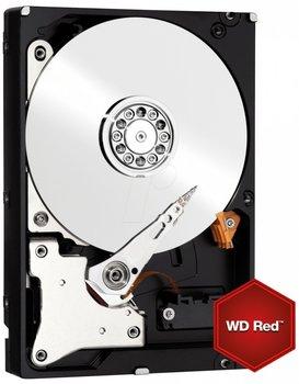 HDD WESTERN DIGITAL Red WD60EFRX, 6 TB, SATA III, 64 MB, 5400 obr/min @empik