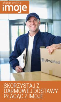 Darmowa dostawa bez MWZ - Sklep medyczny AlmaMed