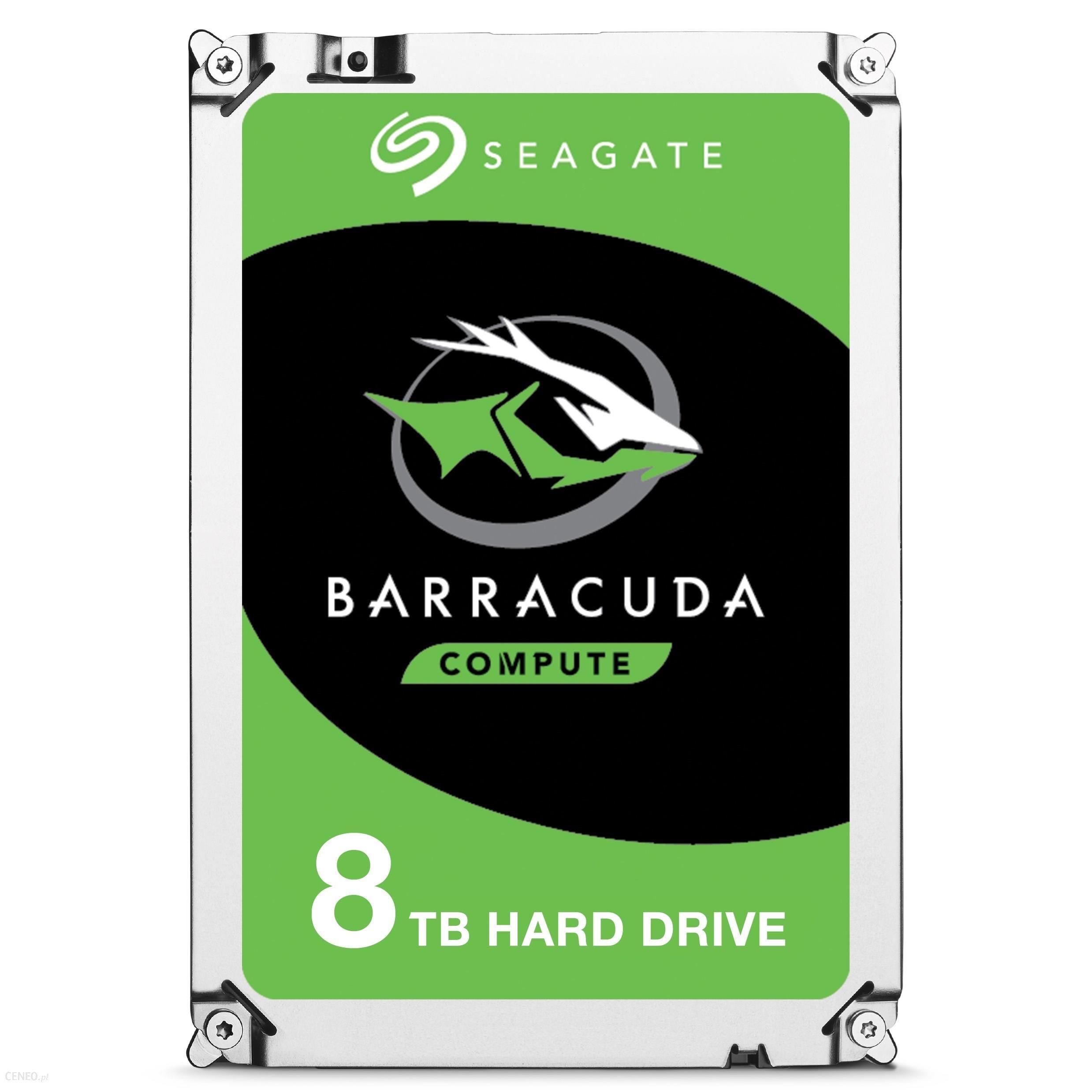 Dysk HDD Seagate BarraCuda 8TB SATA III