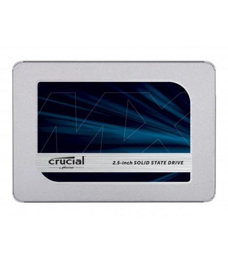 Dysk SSD Crucial MX500 500GB (560R/510W)