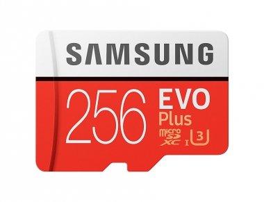 Samsung 256GB microSDXC Evo Plus