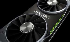 GEFORCE RTX 2060 Funders Edition 6GB GDDR6 + 1 gra