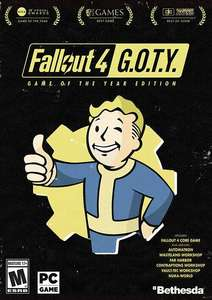 Fallout 4: Game of the Year Edition PC (Steam)