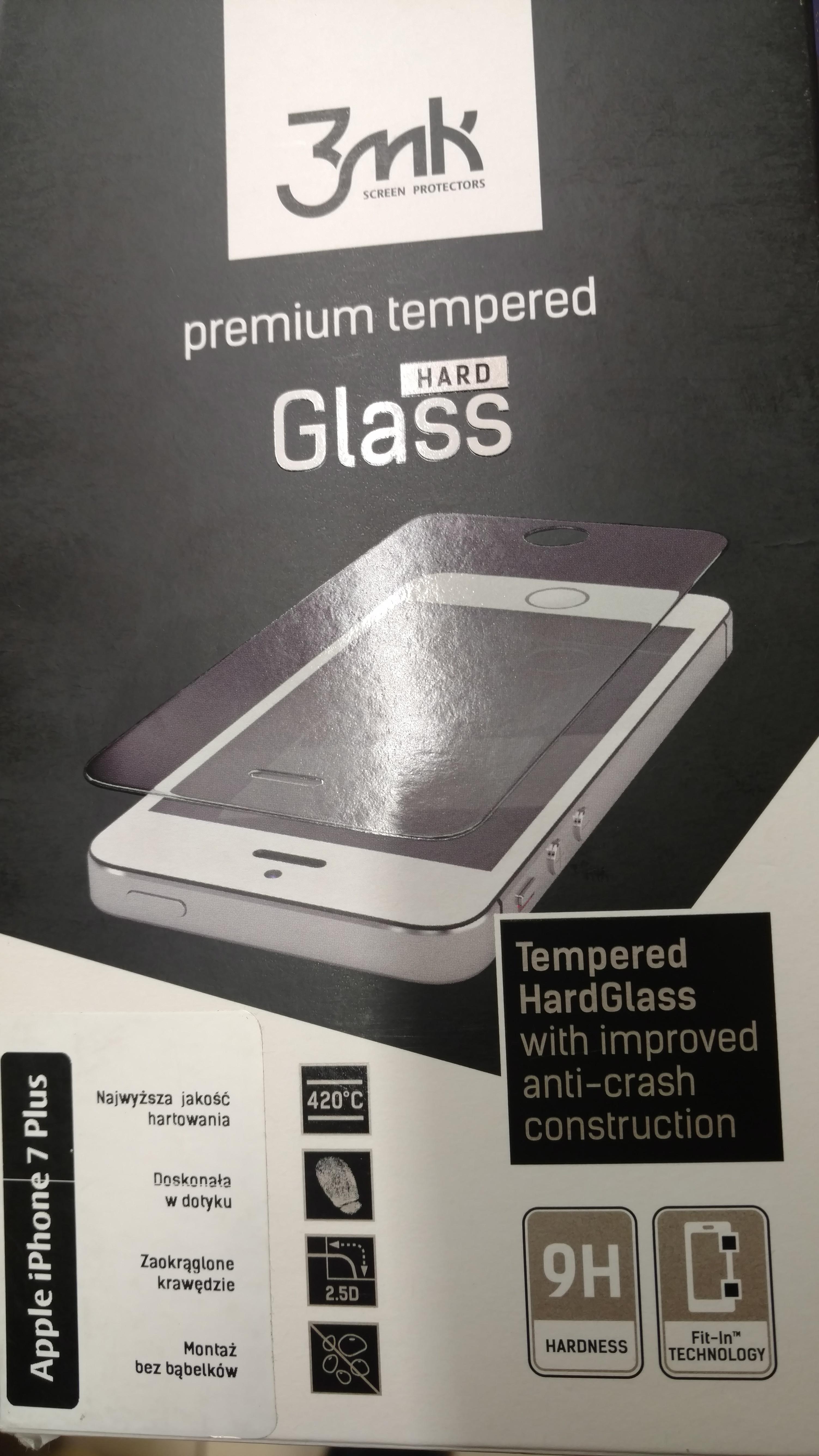 Szkło 3MK Apple Iphone