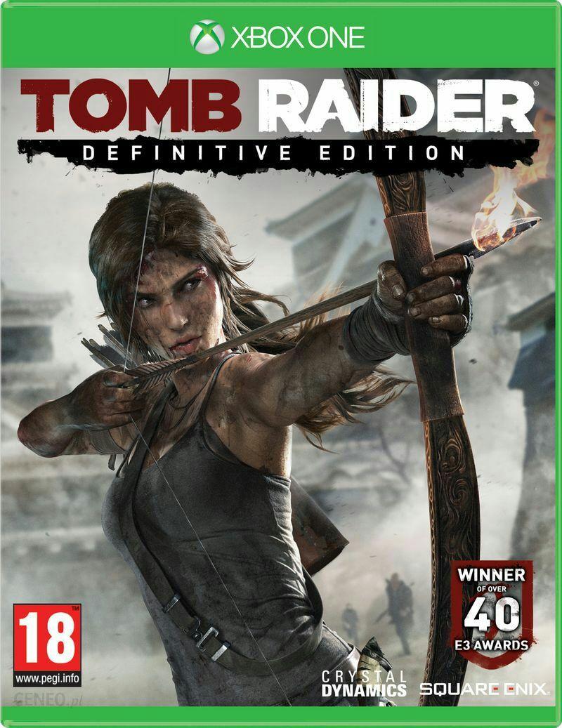 Tomb Raider: Definitive Edition oraz Pumped BMX Pro w Xbox Game Pass