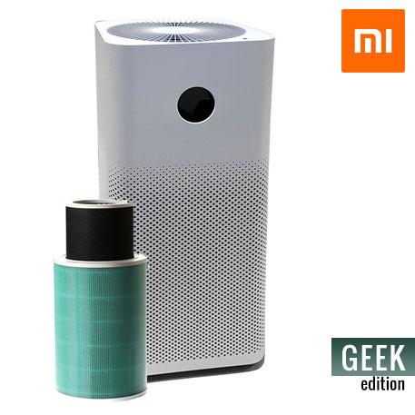 Mi Air Purifier 2s CN z zielonym filtrem - wysyłka PL