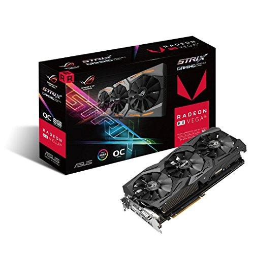 Karta graficzna ASUS Radeon ROG Strix RX Vega 56 8GB