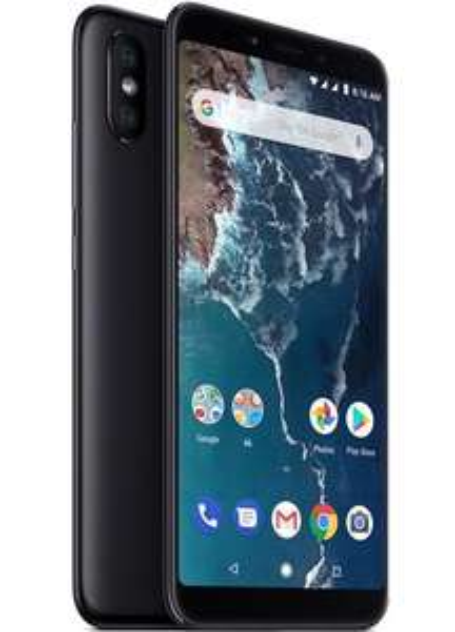 Xiaomi Mi A2 4/32GB LTE Black Dual SIM 699 zł