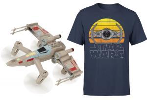 Dron kolekcjonerski Star Wars + t-shirt za 199zł @ IWOOT