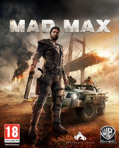 Mad Max PS4 PS Store