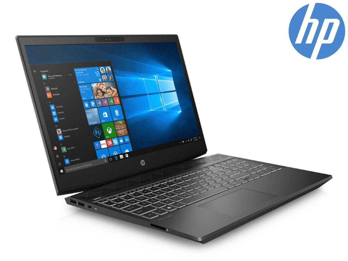 "15"" laptop do gier Pavilion HP (i7, 8GB)"