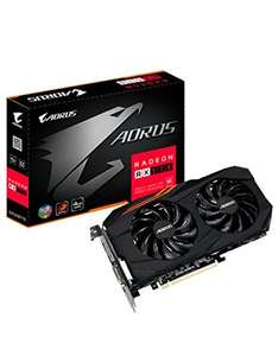 Radeon RX 570 4GB Gigabyte AORUS na Amazon.es