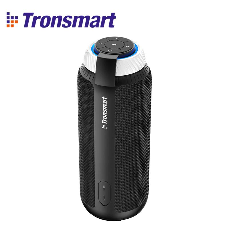 Tronsmart Element T6 głośnik bluetooth 25W przenośny głośnik z 360 dźwięk Stereo zestaw głośnikowy typu Soundbar kolumna dla muzyki MP3