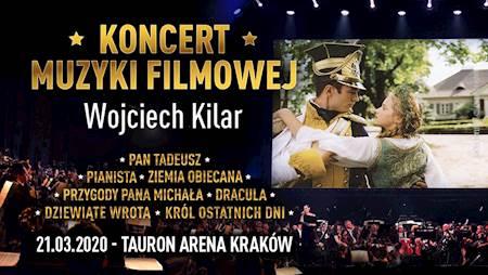 Koncert Muzyki Filmowej - Wojciech Kilar (rabat 15%)