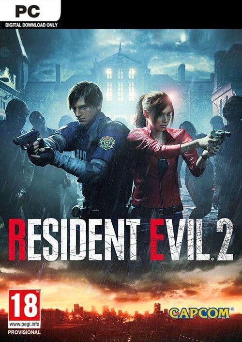 Resident Evil 2 za 141,41 zł w cdkeys