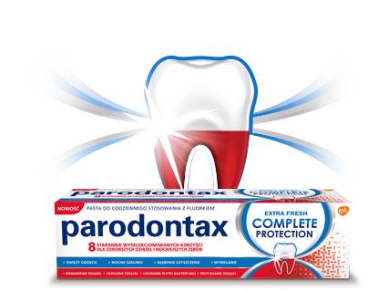 Testuj Parodontax - zwrot pieniędzy @Smolar