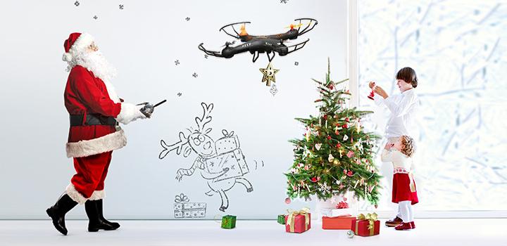 Multimedia  - Do pakietu dron z kamerą za 1zł