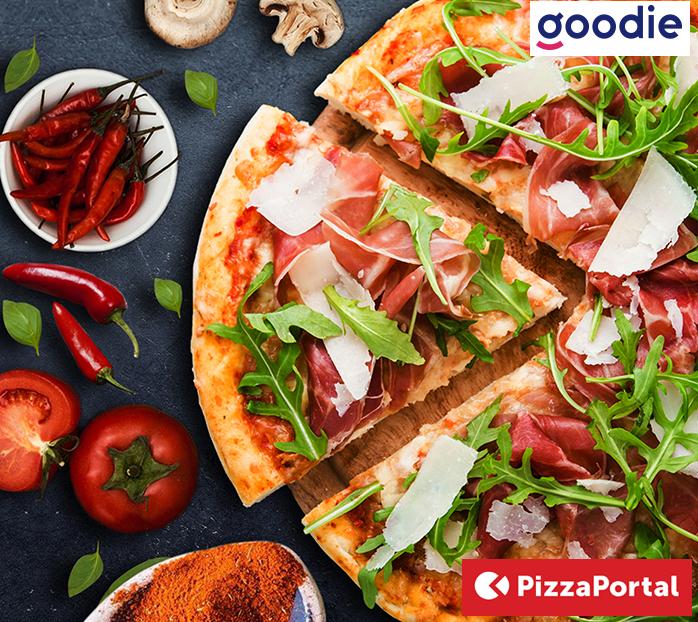 -15% na zamówienie w PizzaPortal.pl (+2% cashback z goodie)