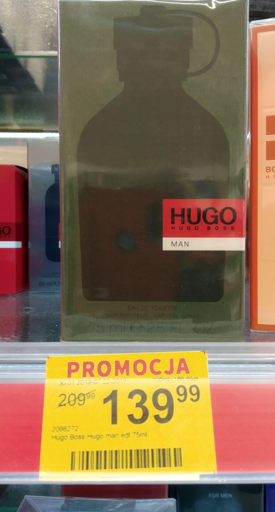 Perfumy męskie Hugo Boss 75 ml
