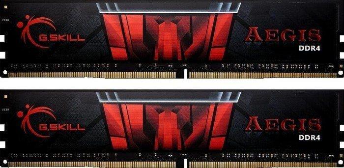Pamięć RAM 32 GB (2x16) G.Skill Aegis, 3000MHz, DDR4, CL16 (F4-3000C16D-32GISB)