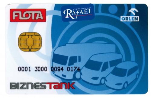 Karta zniżkowa 8gr/l na Orlenie 5gr/l na stacji Bliska dla PARAFIAN