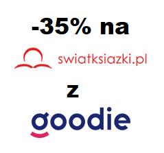 Świat Książki: -35% z aplikacją goodie