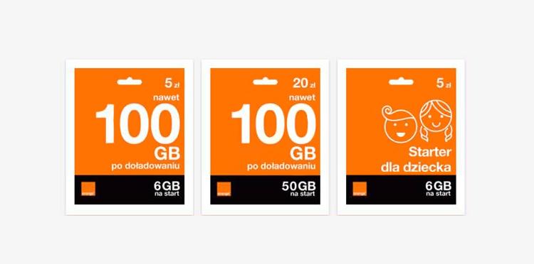 Przedłużamy ważność bonusowych GB w Orange Free