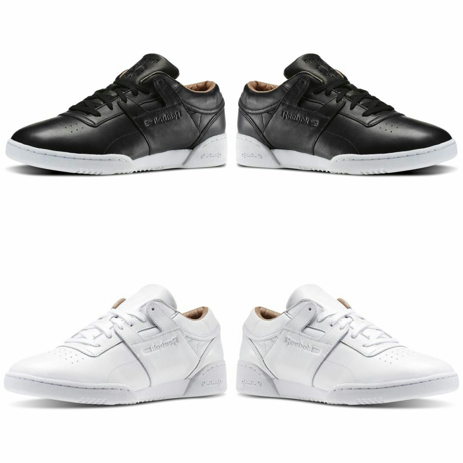 Buty skórzane Reebok (warte 115€)