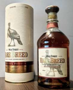 Bourbon Wild Turkey Rare Breed Barrel Proof 0.7L (58.4% Vol.)
