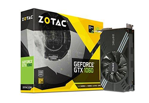 ZOTAC GeForce GTX 1060 Mini 6GB @amazon.de
