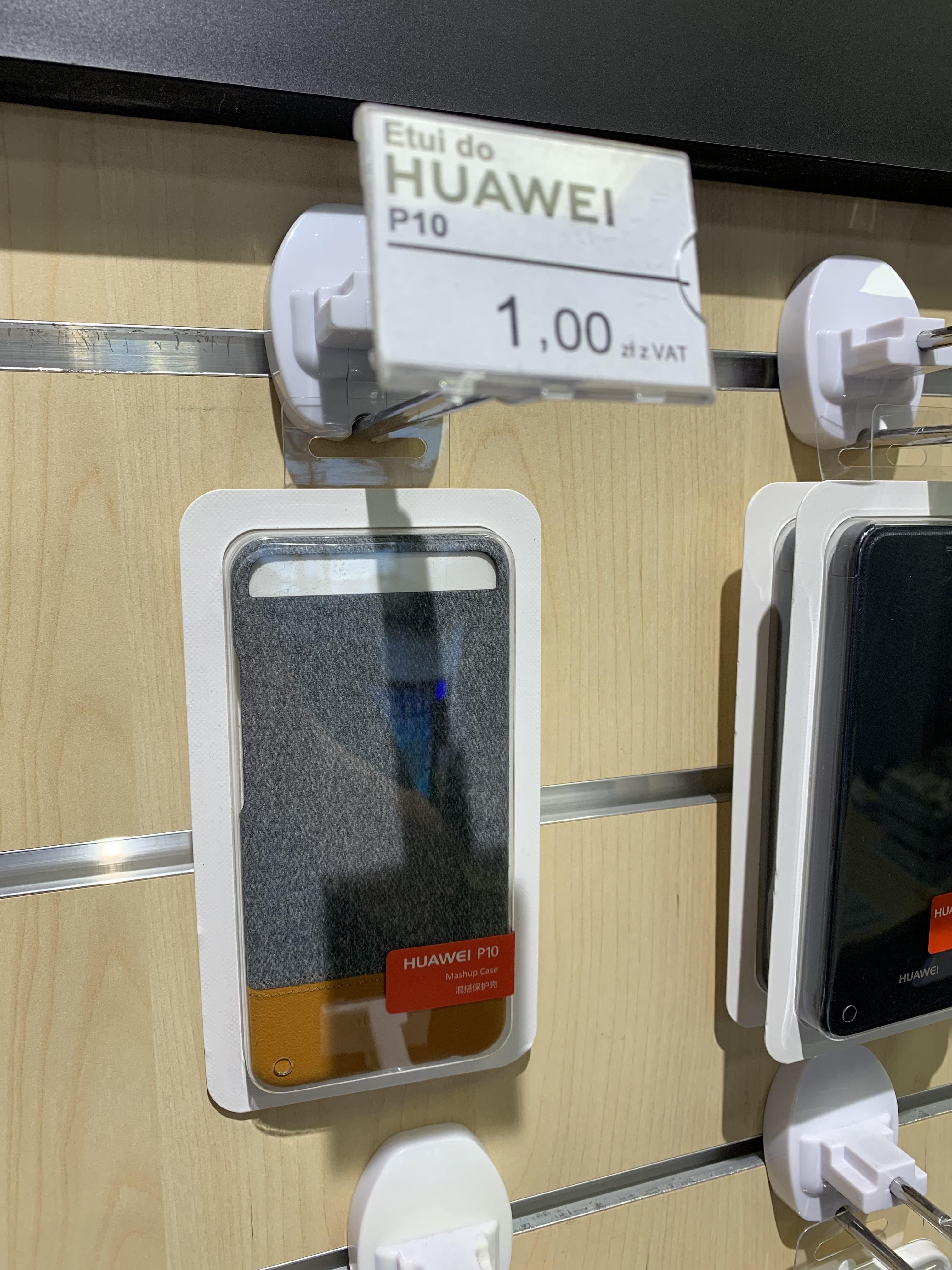 Etui Huawei P10 Mashup Protective Case za rozsądne pieniądze w Orange