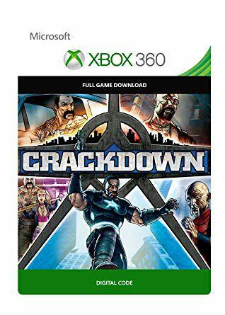Darmowa gra Crackdown Xbox 360 / Xbox One