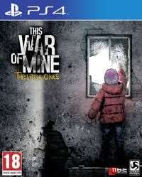 This war of mine PS4 wersja cyfrowa
