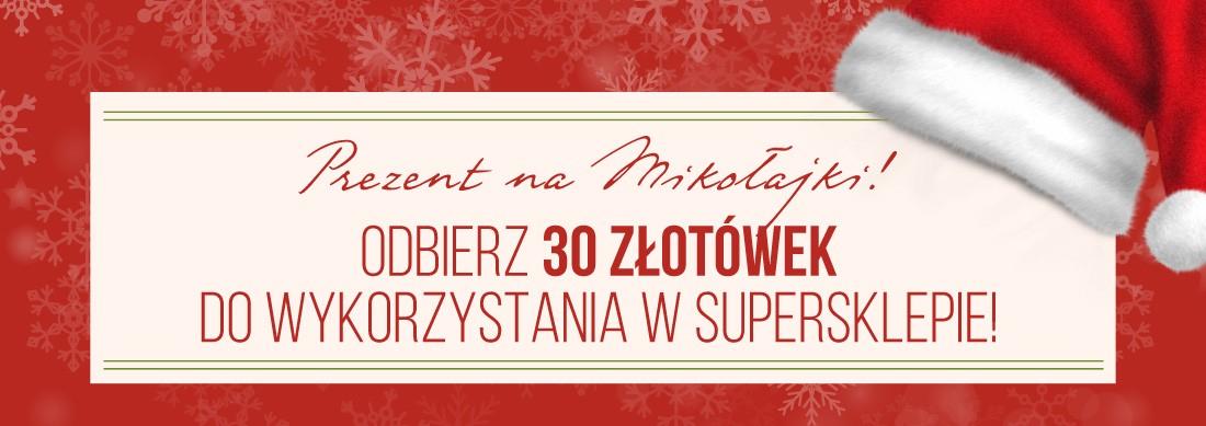 30 zł na SuperClub od Supersklep.pl