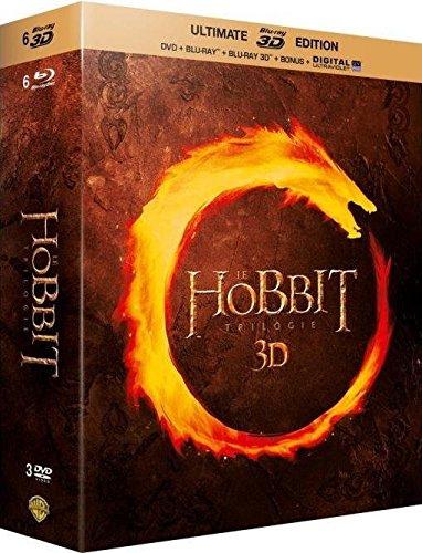 Hobbit: Trylogia (Blu-Ray + Blu-Ray 3D) za ok. 81zł @ Amazon.fr
