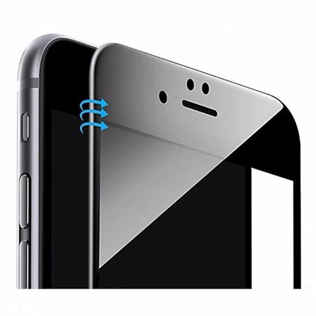 Szkło 3D white IPhone 6 6s