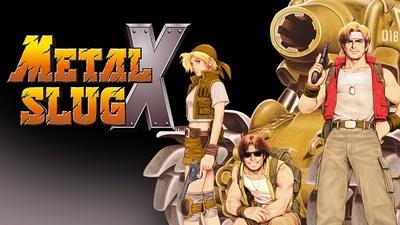 METAL SLUG X za ok. 4,25zł (PC, Steam) @ Fanatical