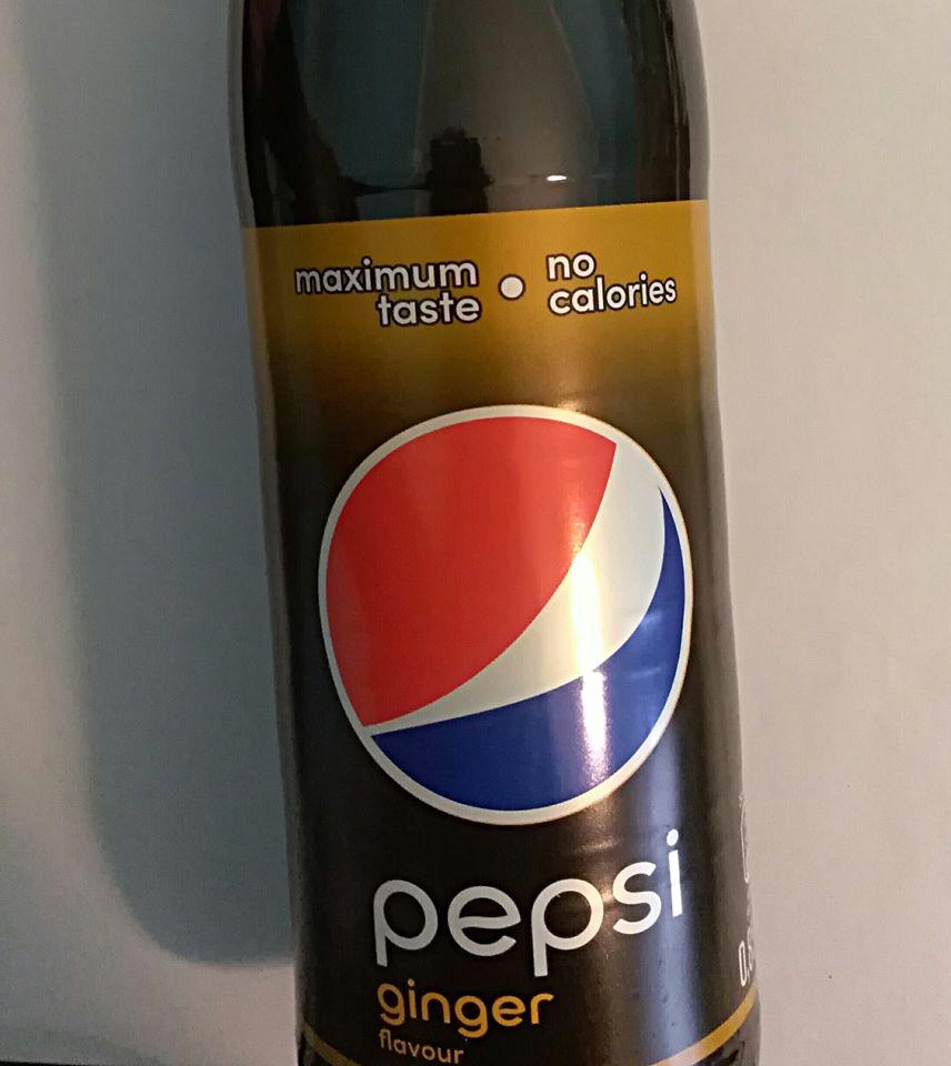 Pepsi Ginger 0.85L